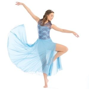 Revolution Thinking Out Loud Dance Costume